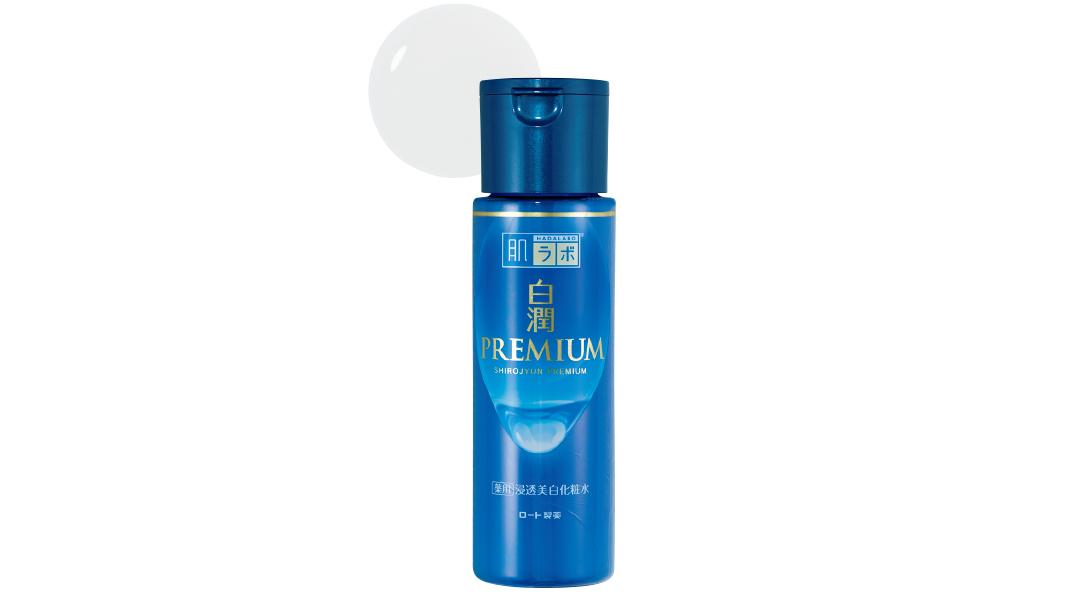 ロート製薬 肌ラボ白潤プレミアム 薬用浸透美白化粧水