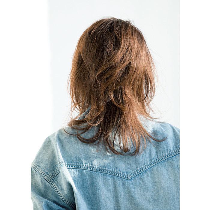 40代のミディアムヘアスタイル|2019年間人気ランキングTOP10_1_11