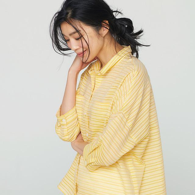 レリアンシャツ