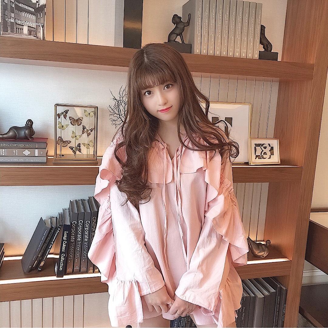 【韓国通販】Sweemy closet の春服コーデ 5選︎❤︎︎_1_3