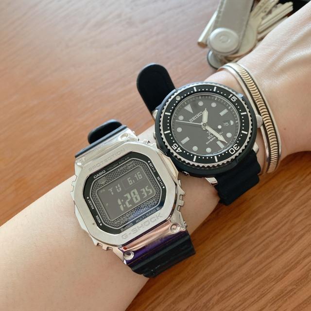 骨格タイプ別似合う時計☆そして私はナチュラルタイプ_1_1