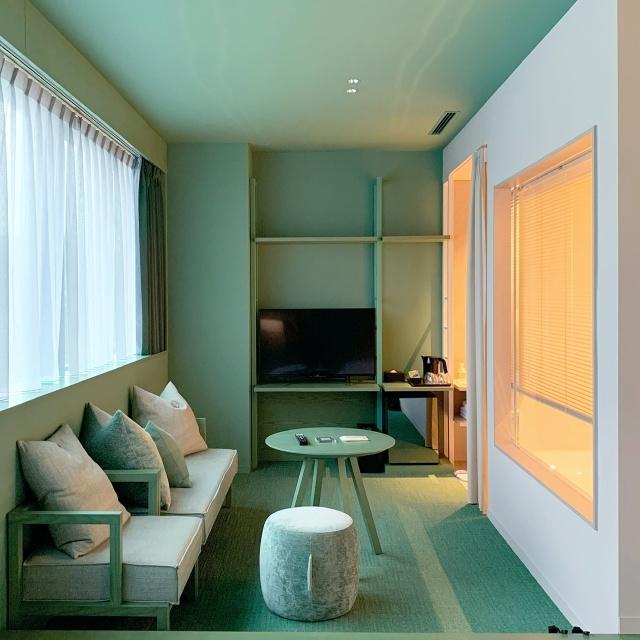 カラーをコンセプトにした水道橋toggle hotel。色に包まれた空間で過ごすひととき。_1_3