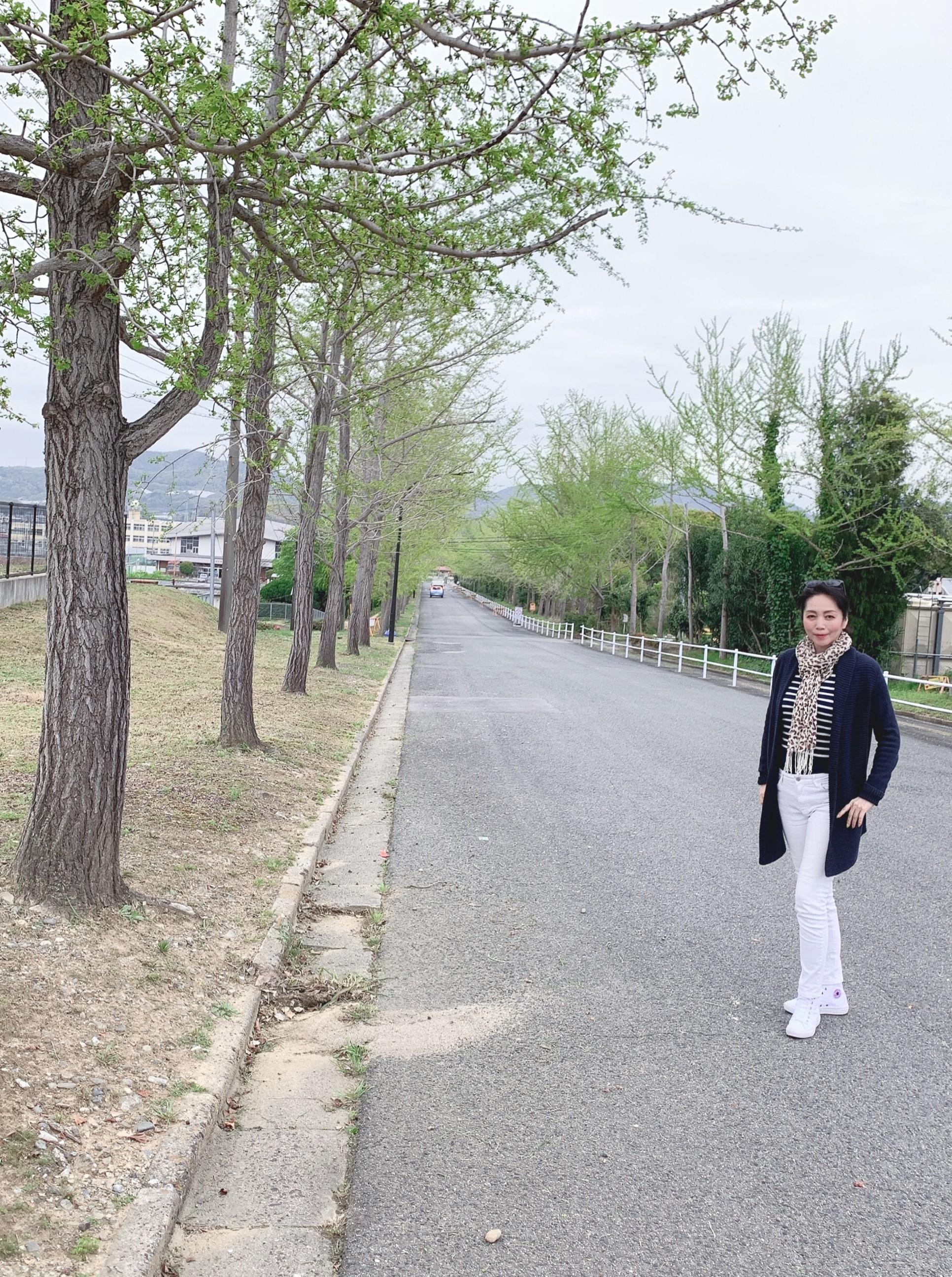 白デニムで出かけよう☆彡 春の散策・・・_1_2-3