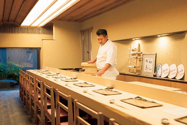 食後には風情ある街並みを楽しめる! 富山湾の魚が評判の『鮨 木場谷』_1_1-3