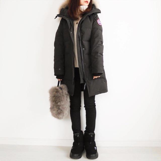 極寒の日。何着よう?【tomomiyuの毎日コーデ】_1_1