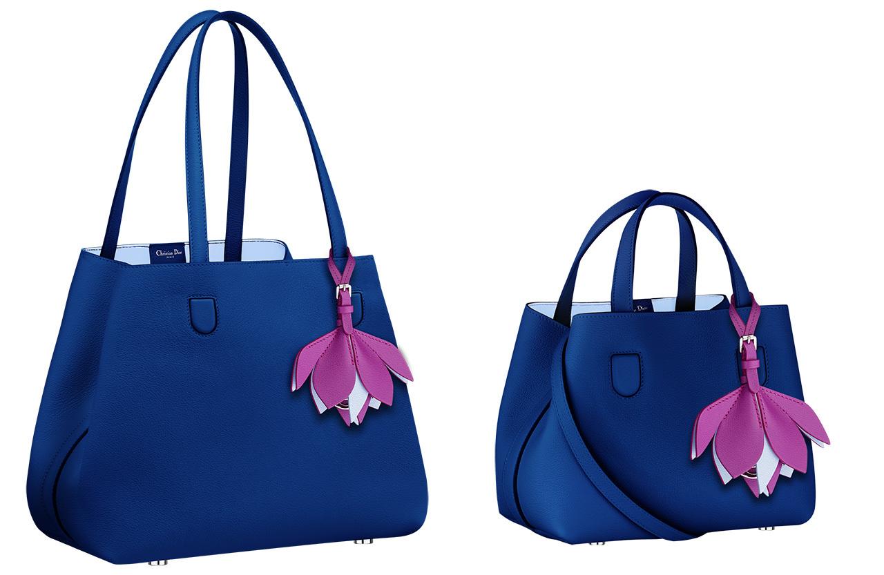 日本限定バッグ「 ディオール ブロッサム」 から新色が発売_1_3