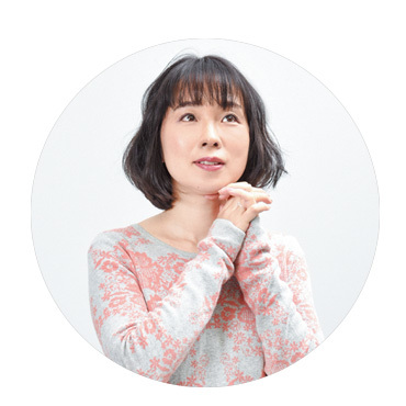 ●NAMEKO SHINSAN: 漫画家、コラムニスト。巫女的な感性でアイドル観察からスピリチュアルまで、あらゆる事象を取材。近著に『魂活道場』(学研)、『おしゃ修行』(双葉社)などがある