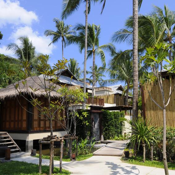 タイビーチのビーチを楽しむ、離島のホテル5選(リペ/クラダン/サメット/パンガン/チャン) _3_2-6