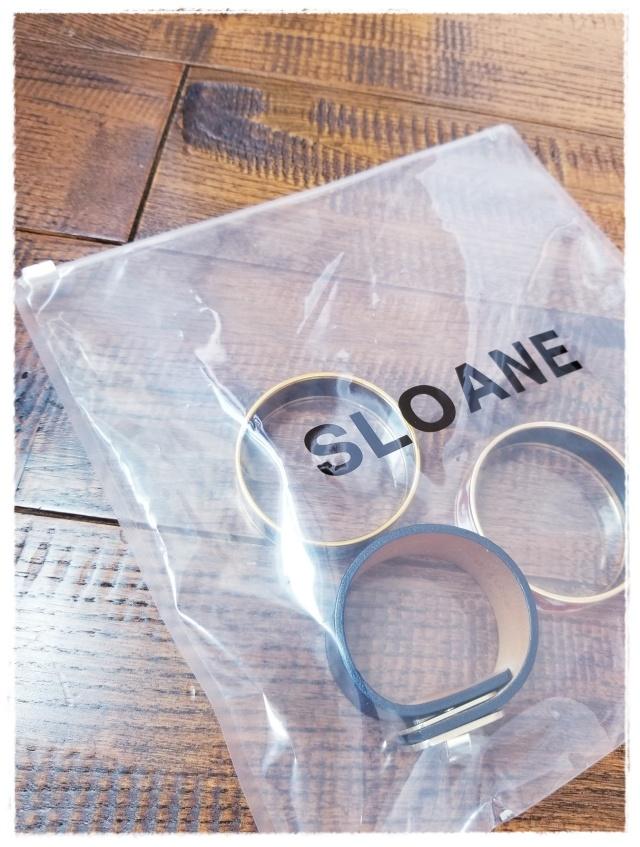 SLOANEのコットンTシャツを夫婦お揃いで♪_1_3