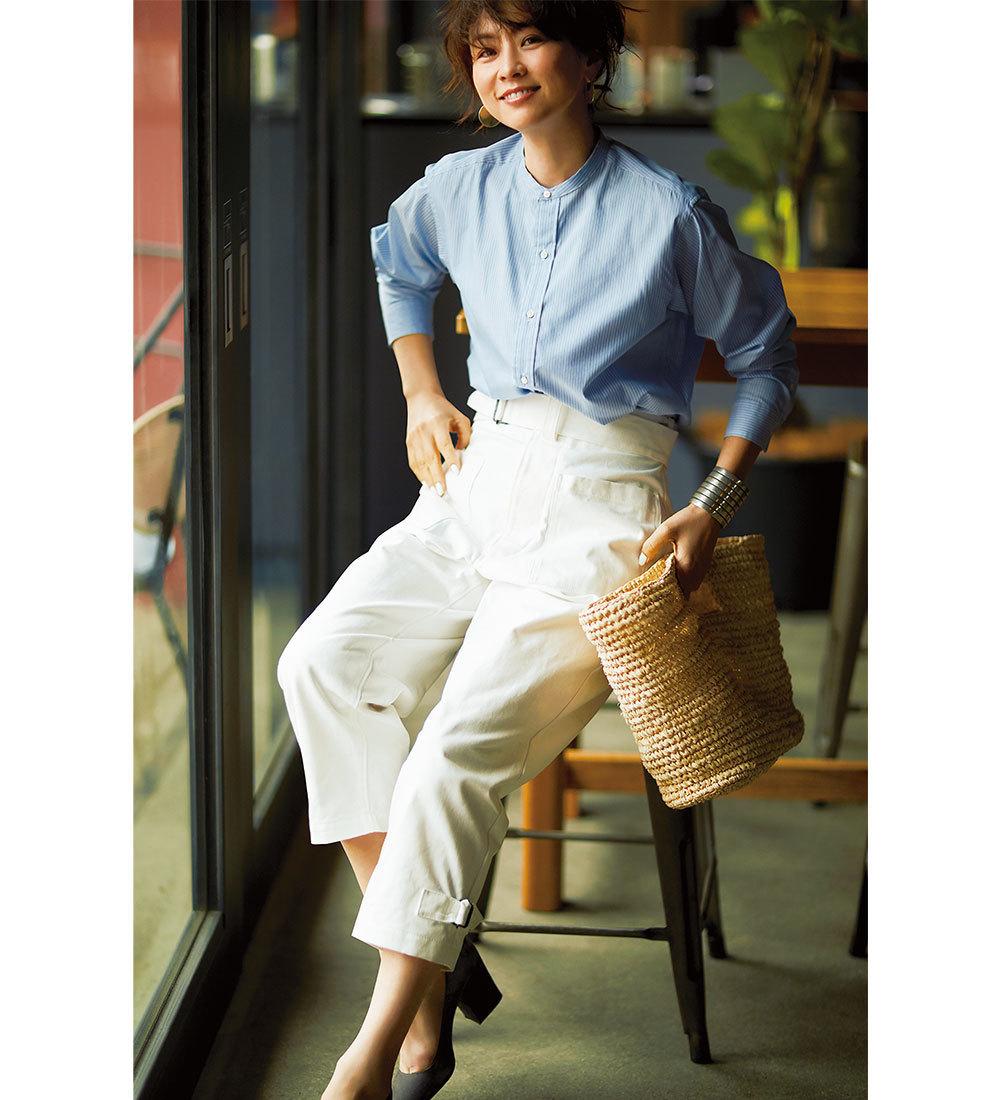 キーワードは【女性らしい・清潔・親しみやすい】アラフォーのための婚活ファッション30選_1_41