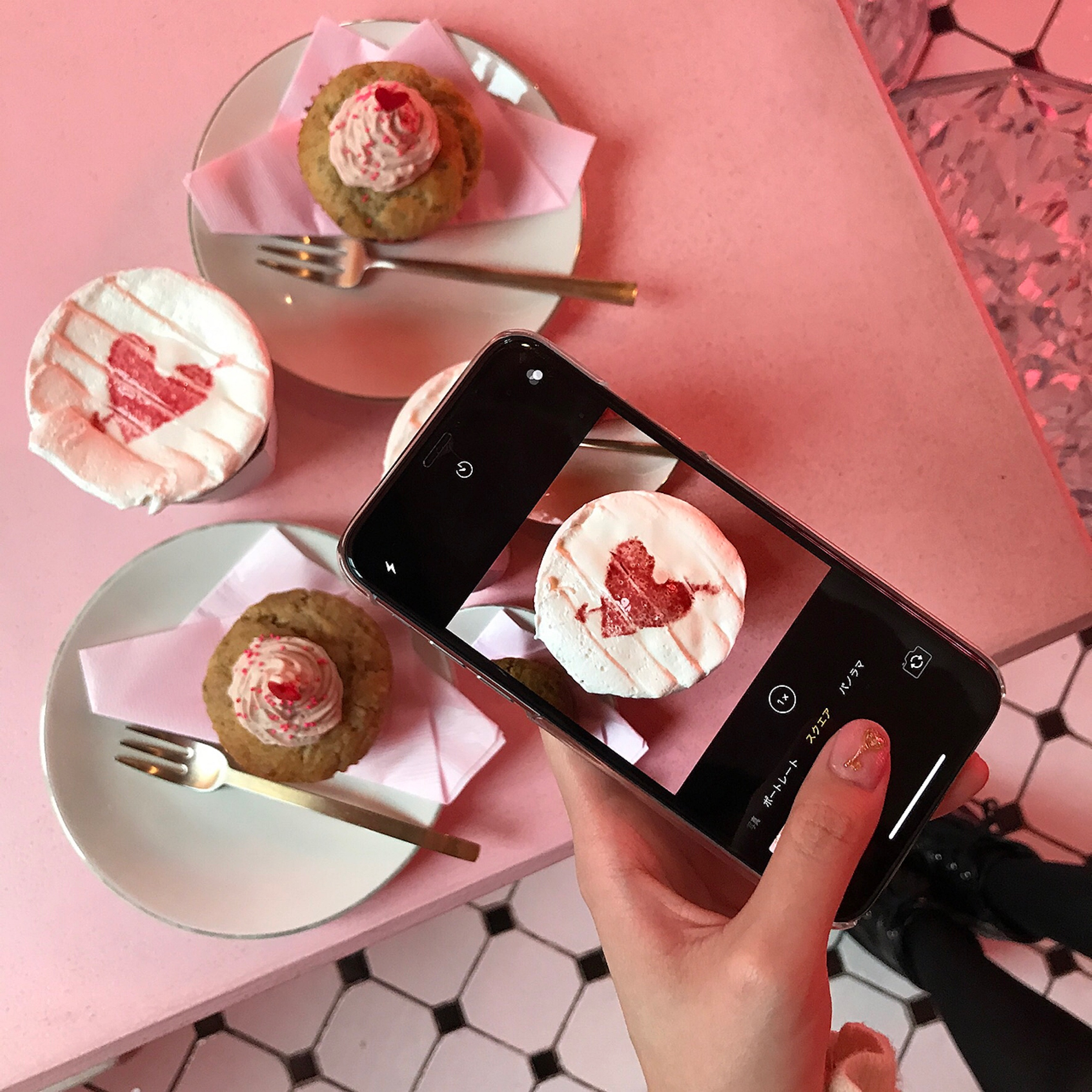 Vol.43♡ CAFE HONEY MI HONEYの《ホワイトデー限定メニュー》❤︎_1_2-2