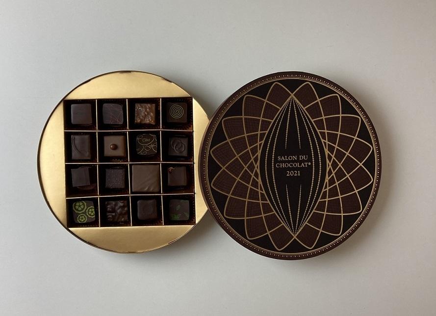 サロン・デュ・ショコラ2021で楽しめる「EMOTION~想いをつなぐ~」2021バレンタインチョコレート