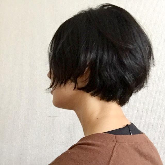 ショートヘア。オーダーって難しい。_1_2
