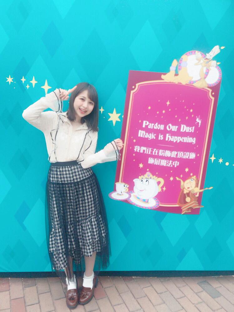 ☃︎世界で1番小さい夢の国♡ディズニー好きが送る香港ディズニーの役立つ知識紹介①♡_1_3