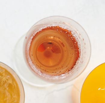 甘みと酸味が生きている ココ・ファーム・ワイナリーの「ロゼ・スパークリング ジュース」_1_2