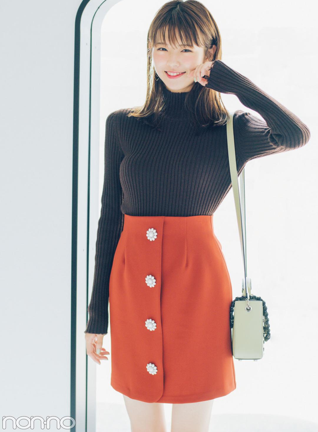 モテるトレンド服2018秋♡ 色で選ぶならこの2色!_1_4-2