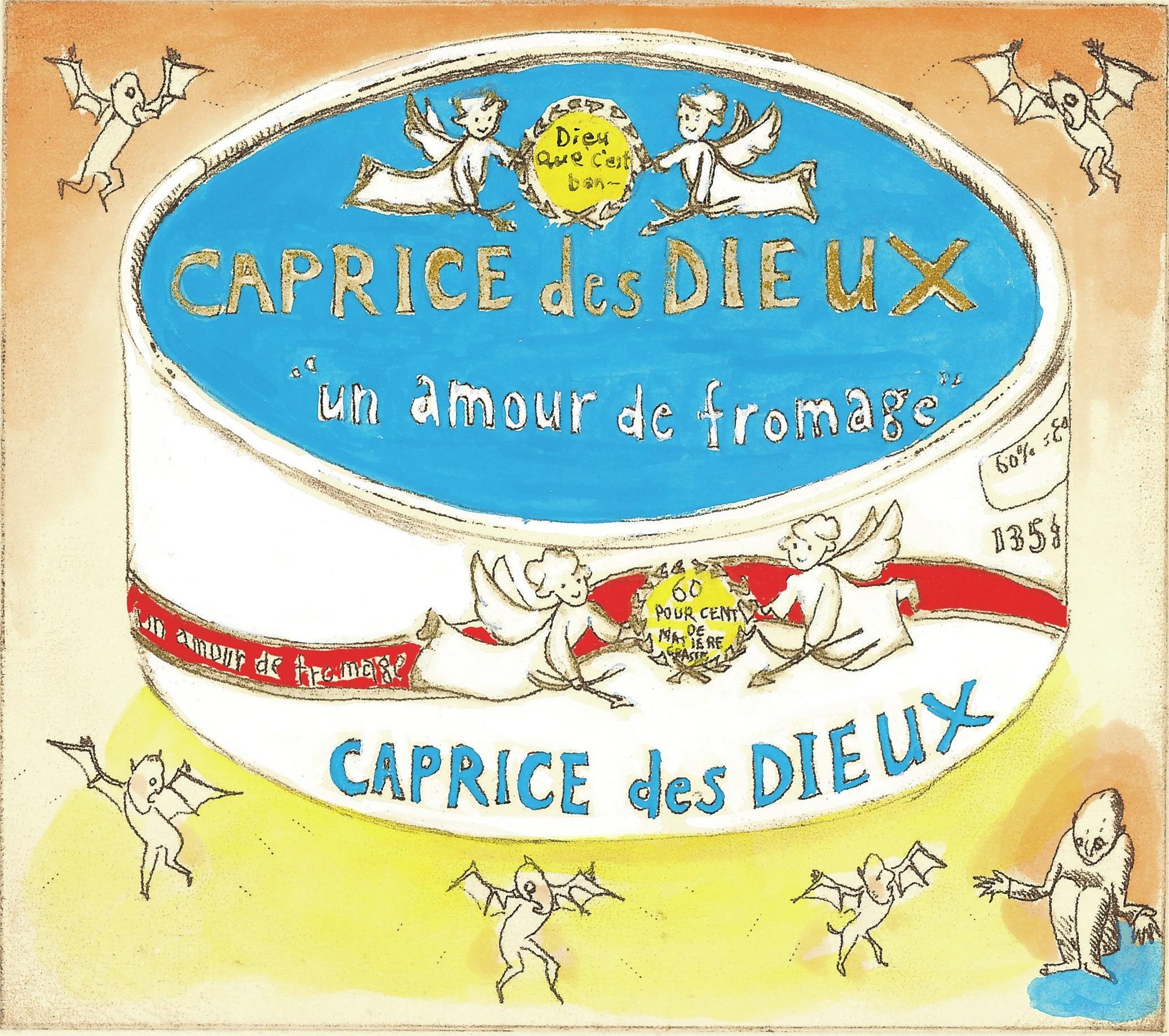 1月号の特別付録は、山本容子さん「パリのかわいいお買い物」カレンダー!_1_1-1