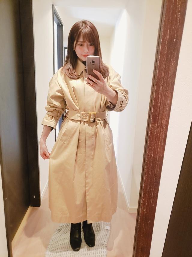 スナイデルのボリューム袖トレンチ♡_1_1