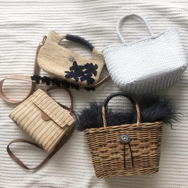 かごバッグが好き♡マイコレクションはこちら_1_1