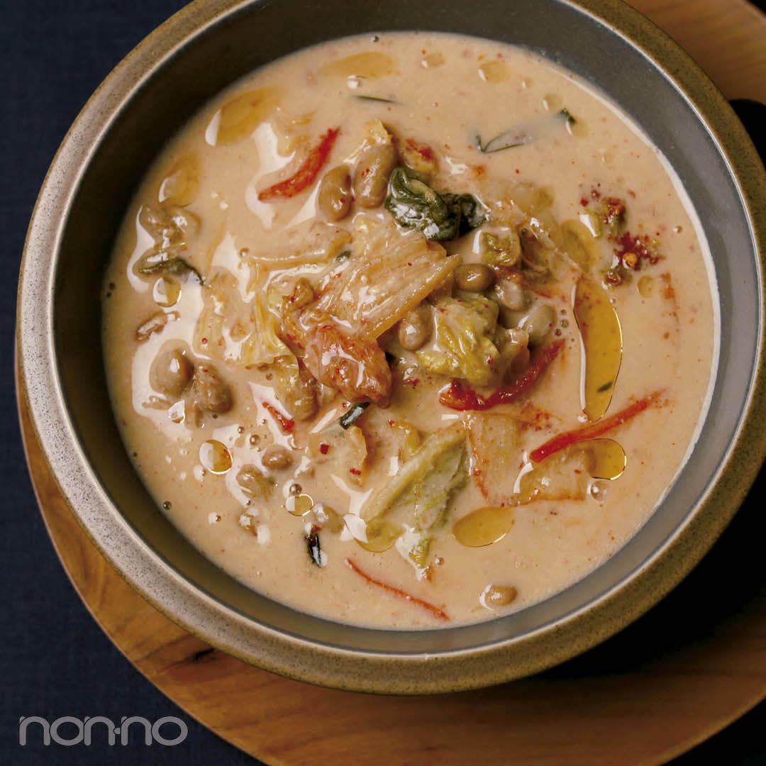 【おすすめ夜食レシピ】秒で作れる、超時短ヘルシースープって?_1_4