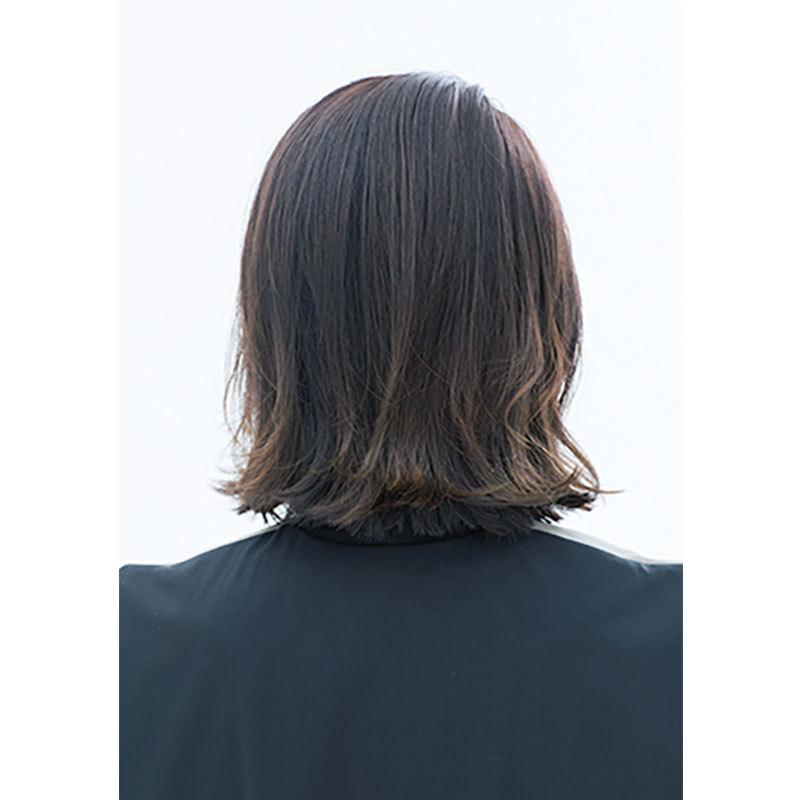 後ろから見た人気ボブヘアスタイル1位の髪型