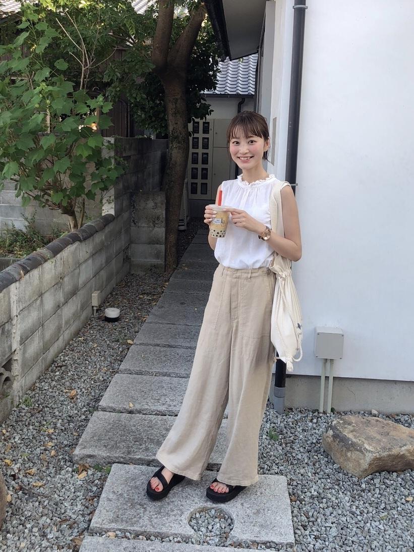奈良とタピオカ専門店♥︎︎ ついでにコーデも!_1_3