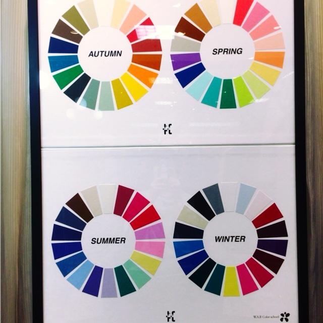"""カラー診断では""""Summer-夏""""で""""Autumn-秋""""は諦めてたけど。。この秋は""""オレンジカラー""""が気になります♥_1_1-2"""