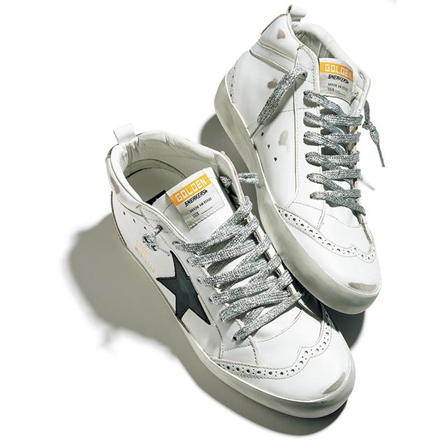 靴¥72,600/ゴールデン グース 東京店(ゴールデン グース)