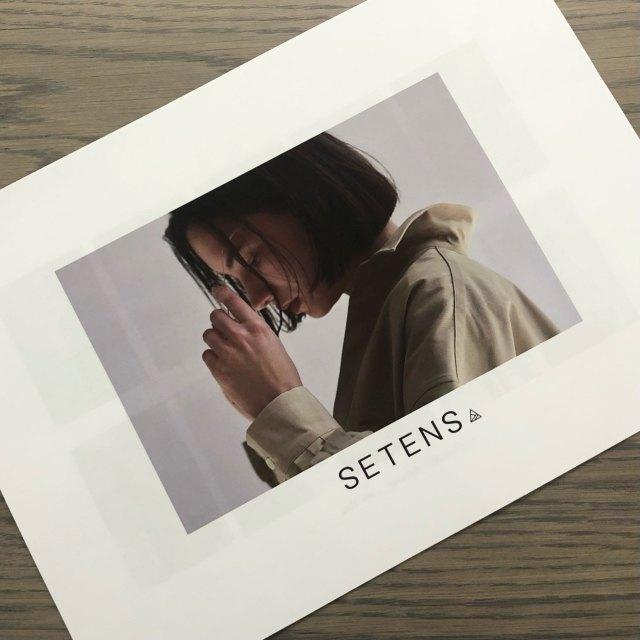 エシカルな時代を生きる大人女性のためのブランド、SETENSの秋冬展示会へ行ってきました!_1_1