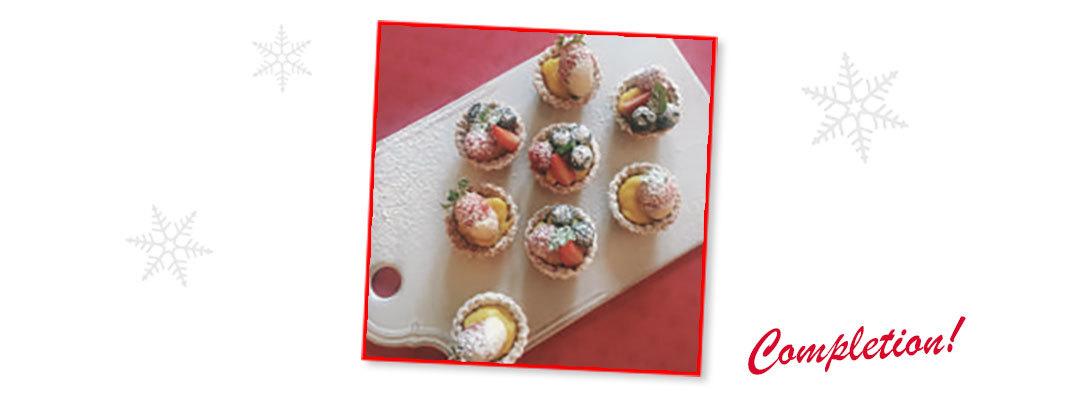 市販のクッキータルトで簡単! ベリーベリータルトのレシピ_1_4