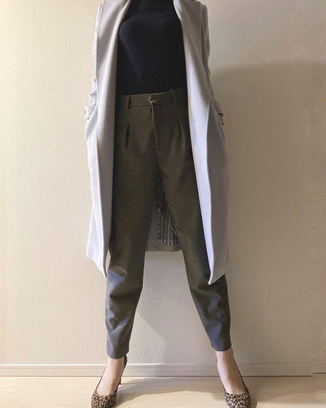冬もオシャレでいたいから「コートは3着」の法則_1_4