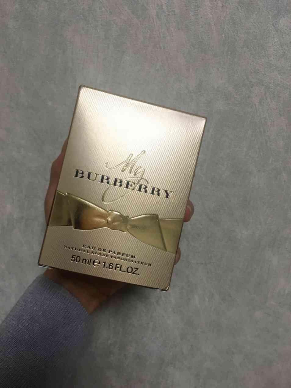 季節限定のキラキラが素敵♡Burberryの香水_1_1-1