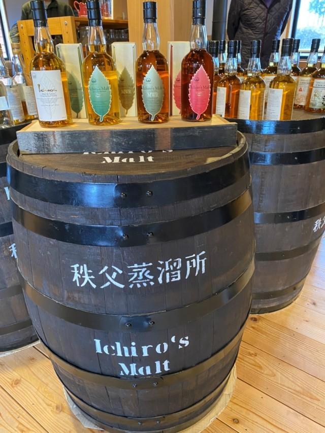 ウイスキー愛好家・Ichiro's Malt 秩父蒸留所見学ツアー_1_8