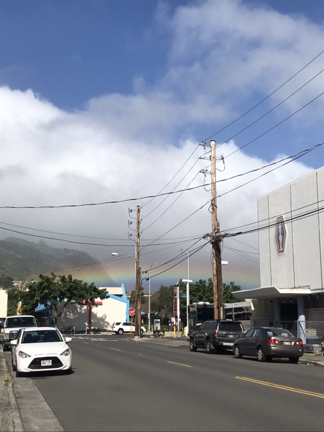 HAWAIIの景色とショッピング_1_5