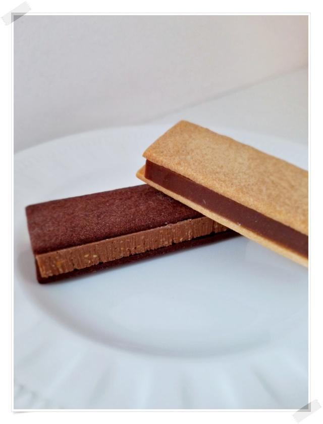 今年のバレンタインは自由が丘『マジ ドゥ ショコラ』の進化したチョコレートサンド♪_1_2