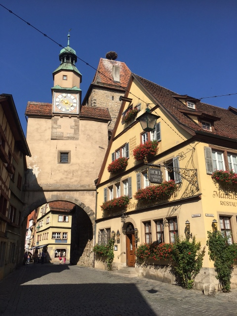 夏休み旅行 day3:ドイツ ローデンブルグ_1_1-3