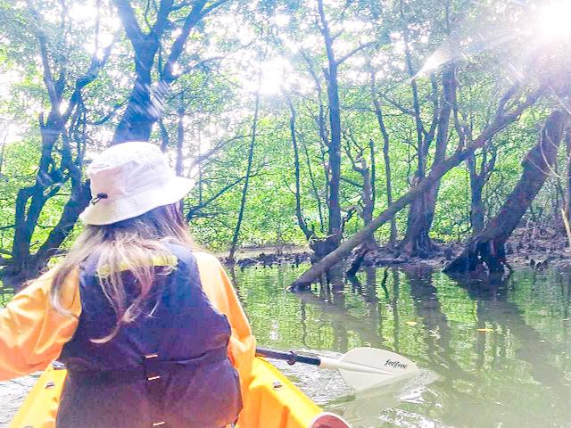 【さかぽんの冒険♪Vol.2】竹富島&石垣島マングローブのカヌー体験❤️_1_2