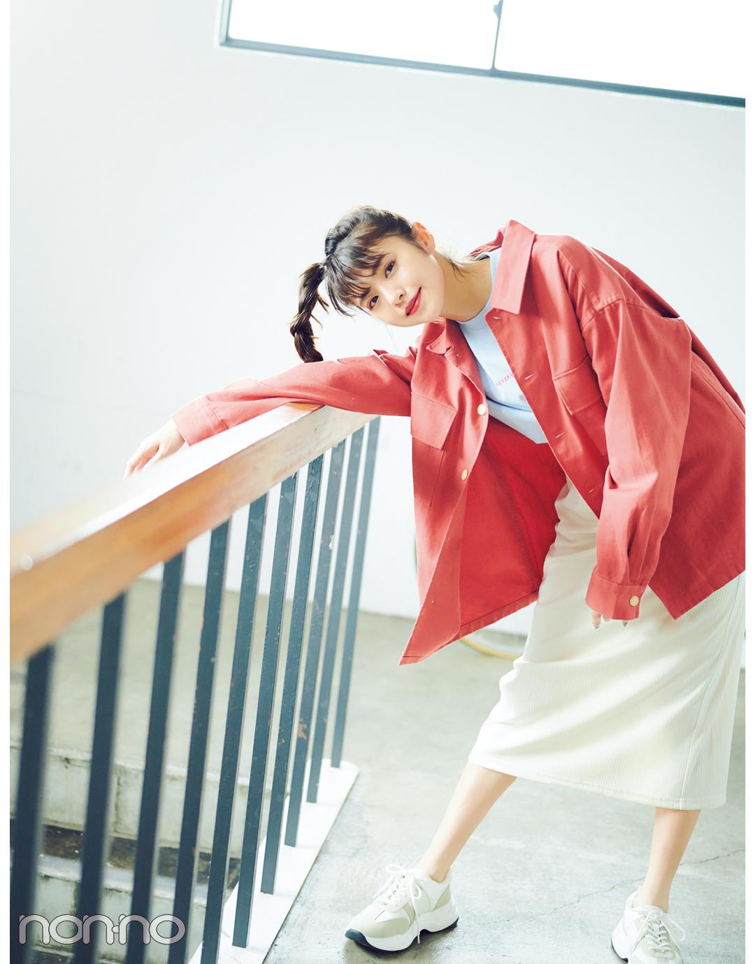 【GU】2020春の新作&トレンドコーデフォトギャラリー_1_4