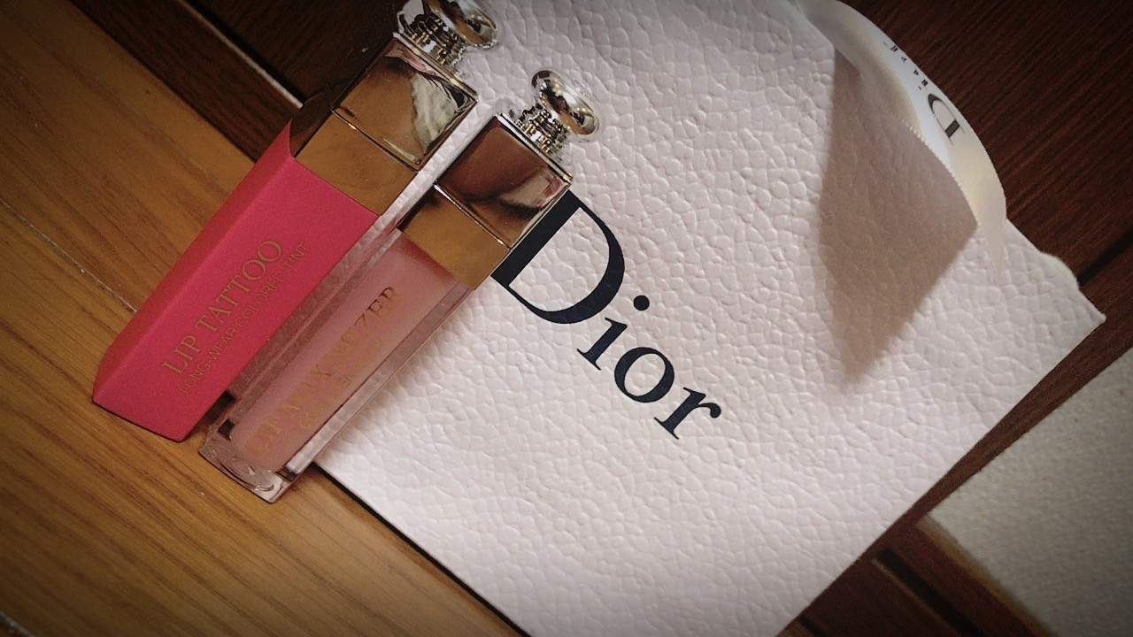 Diorアディクトリップティント♡レビュー♡_1_2