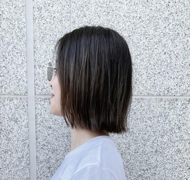 【アラフォーヘア】洗う時間も乾かす時間も短縮したい。辿り着いた夏ヘアは韓国女優でした。_1_3