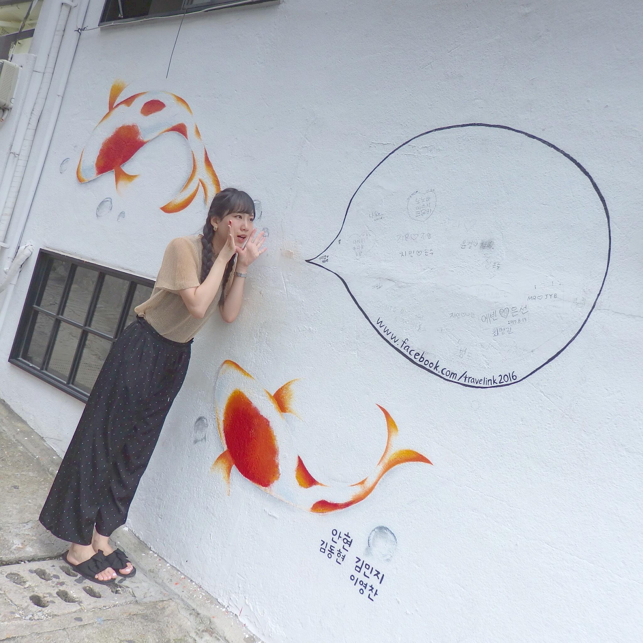 可愛い壁がたくさん!フォトスポット♥IN 韓国_1_3