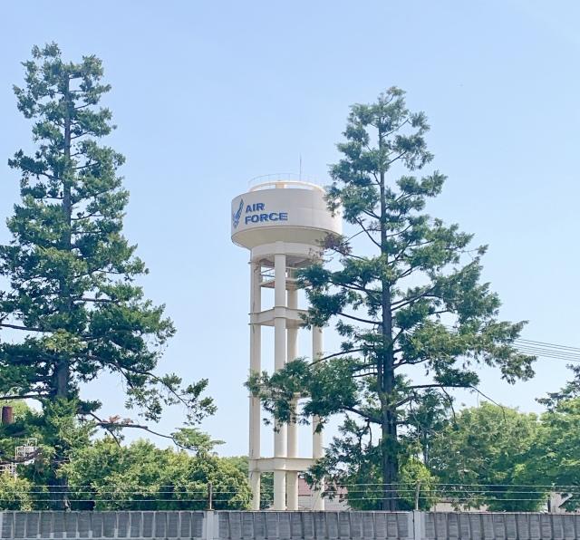 横田基地 福生 アメリカ