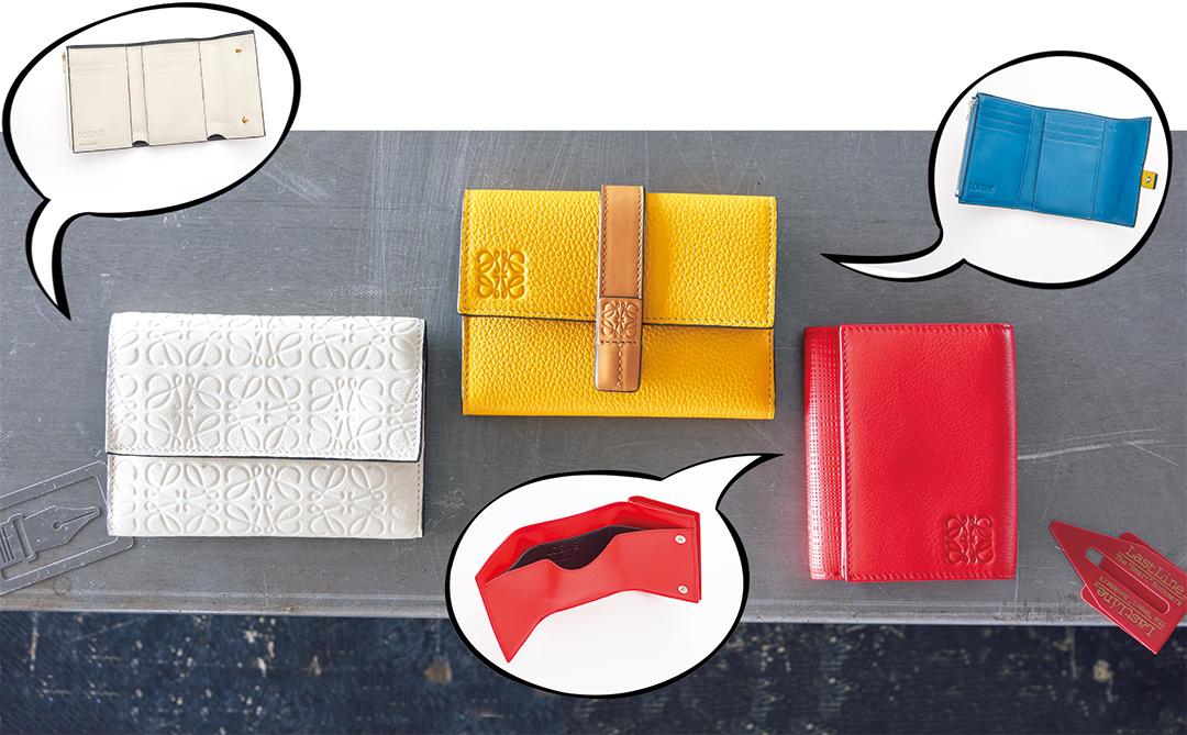 LOEWE (ロエベ)のミニ財布