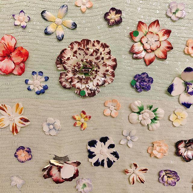 本物の花のような、シャネルのオートクチュールの装飾たち