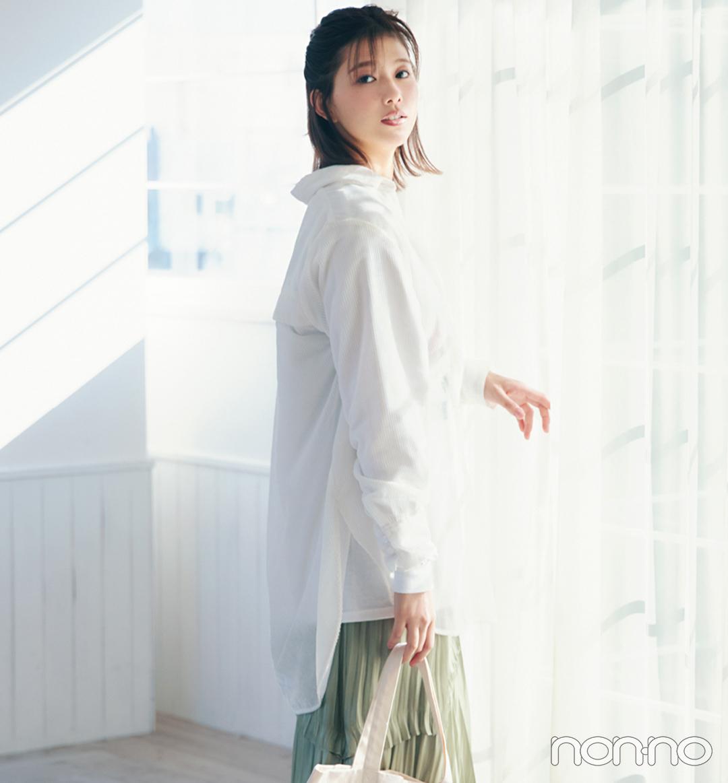 ファッションのプロが、渡邉理佐をほっとけない理由。【vol.3】