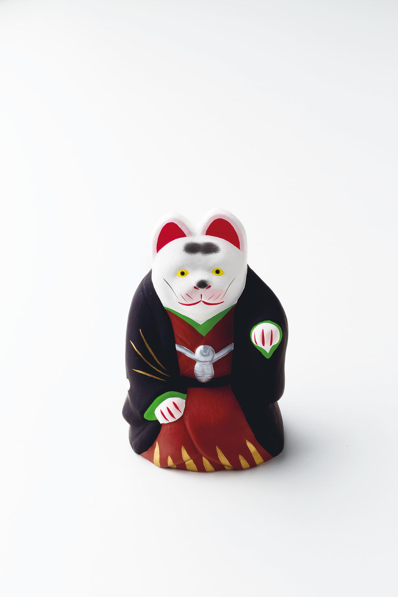 日本最古の郷土玩具「丹嘉」の伏見人形_1_2-2
