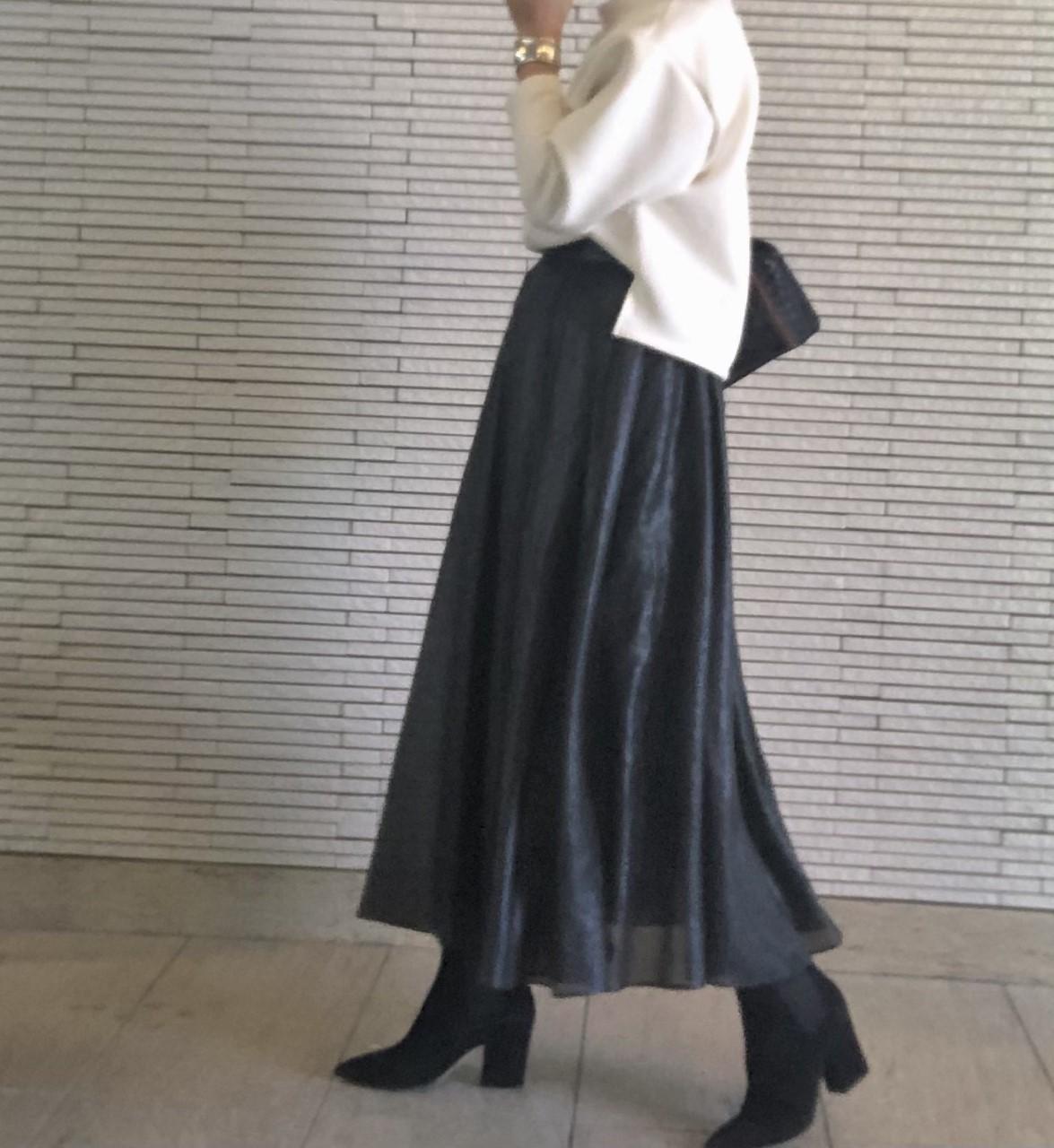 マルティニーク三尋木奈保さんコラボスカート