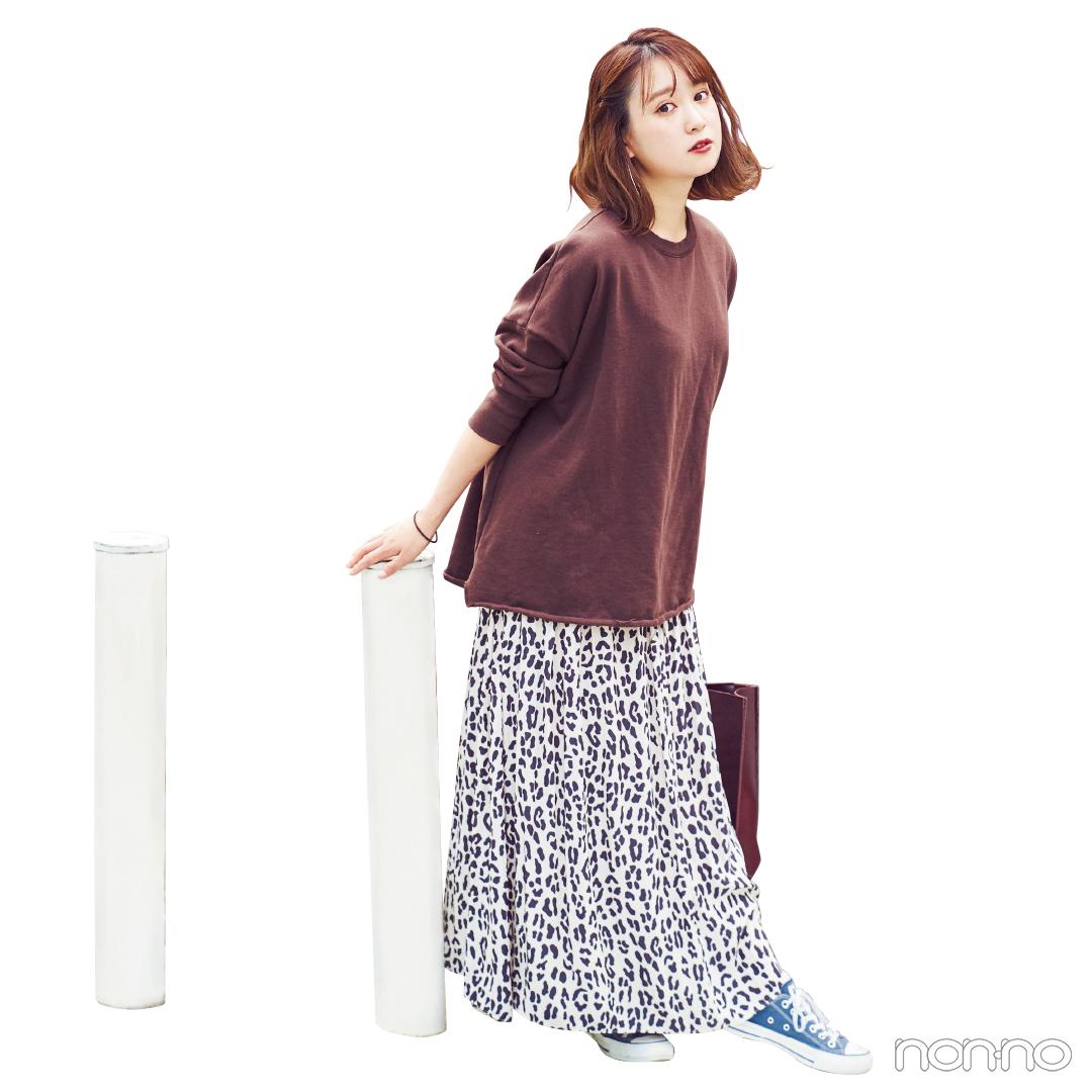 レオパ柄&ダルメ柄…読モのリアル冬服スナップ!【カワイイ選抜】_1_4