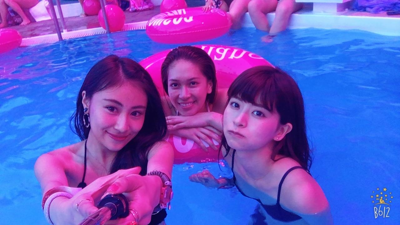 summer party♡プールでちょっとしたポイント_1_2