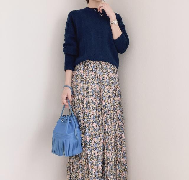 UNIQLO再値下げ790円ニット【momoko_fashion】_1_3-1